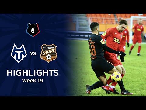 FC Tambov Ural Goals And Highlights