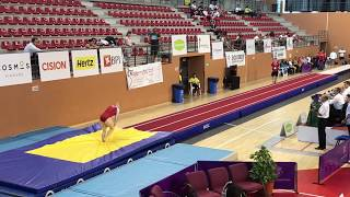 Loulé World Cup 2017 - Womens Tumbling