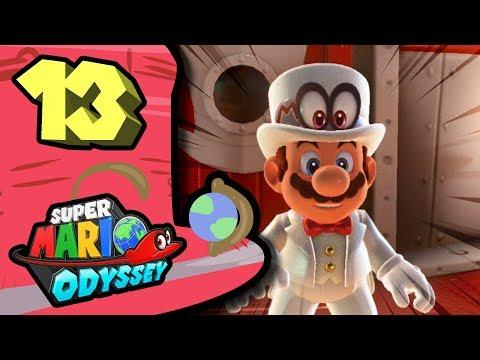'Giant Leap' - Super Mario Odyssey [#13]