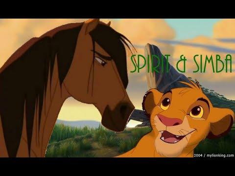 Simba & Spirit - YouTube
