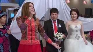 Юлия Руцкая  в г. Кара-Балта