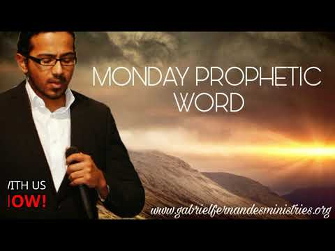 IT'S TIME TO FLY - Monday Prophetic Word - 14 May 2018