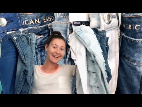 AMERICAN EAGLE JEAN HAUL | EMPLOYEE REVIEW