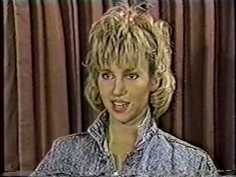 Debbie Gibson's interview (1987)