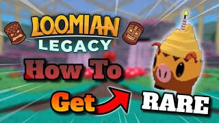 HOW TO GET *NEW* ROЏTE RARE CUPOINK IN VALENTINES DAY UPDATE! | Loomian Legacy