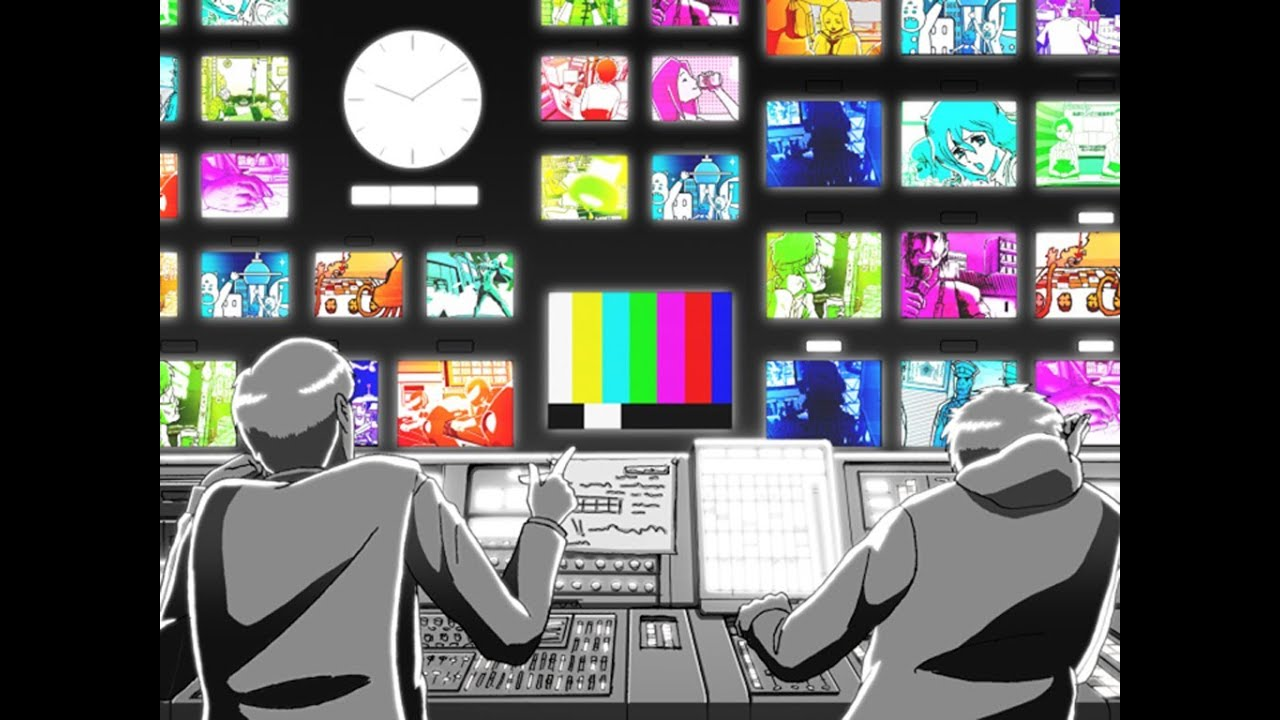 自主制作アニメーション the tv show youtube