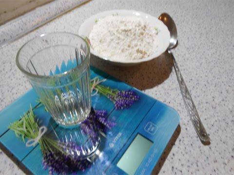 1 стакан муки сколько грамм
