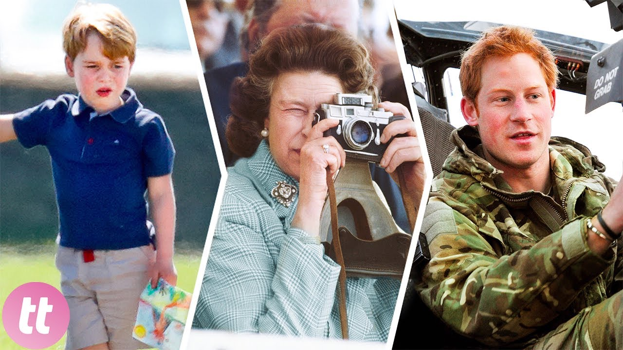 15 Hidden Skills The Royal Family Members Have