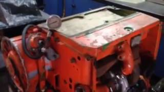 видео Двигатели Deutz серия 914