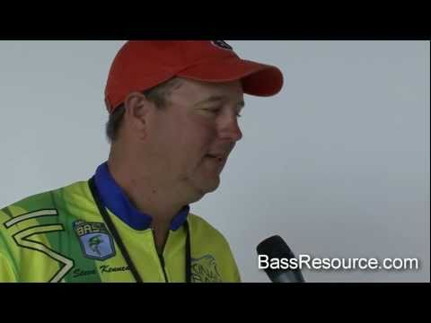 Steve Kennedy Exclusive Interview   Bass Fishing Pro