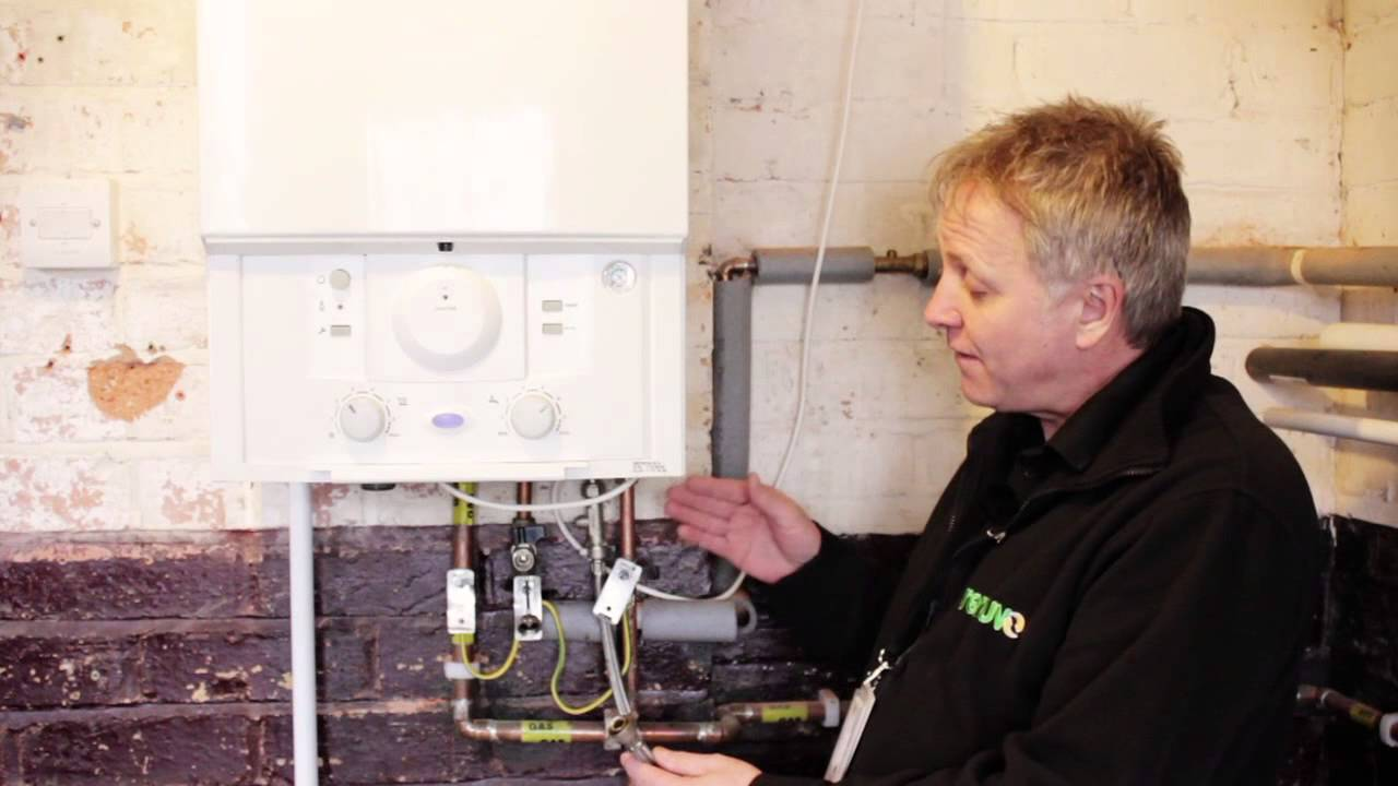 How To Repressurise A Boiler With A Flexible Filling Loop