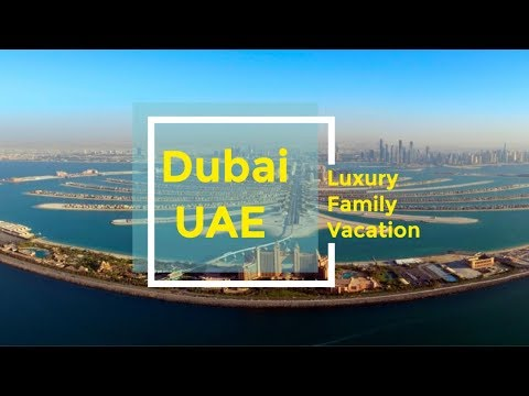 Luxury Dubai Vacation - Private yachts, Luxury Suite at The Palm, Private Beach, & more!