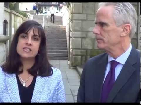 On The Campaign Trail with Assemblywoman Nicole Malliotakis