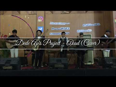 Akad - Payung Teduh (Official) covered by Dede Ap's Project