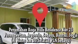Peta Lokasi Kantor Rumah Jogjanet
