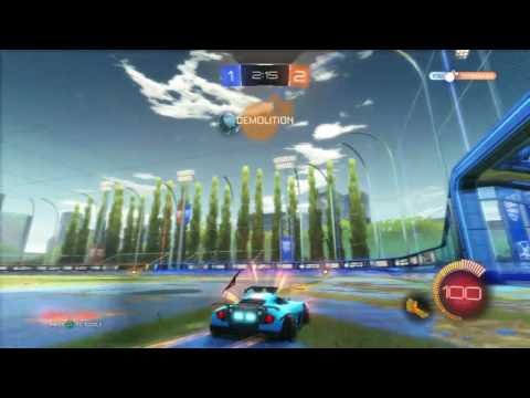 Rocket League with Tintmanasia