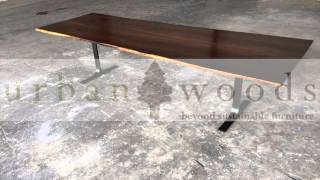 Urban Woods Sustainable Reclaimed Wood Furniture