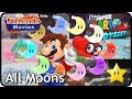 Super Mario Odyssey - Full Game (100% Walkthrough All Moons In All Kingdoms Multiplayer)