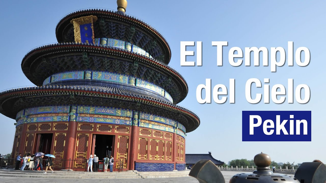 El Templo del Cielo BeIjing - CHINA - YouTube