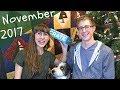 Snack Crate Unboxing | November 2017 - Germany | SewBrenna