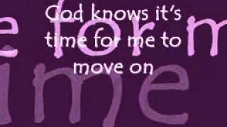 moving on by toya (lyrics)