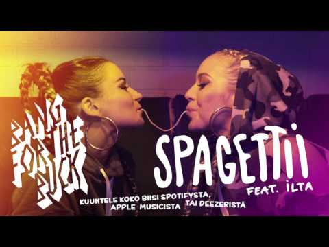 Bang For The Buck - Spagettii (feat. Ilta)