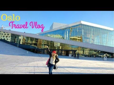 OSLO TRAVEL VLOG | MY TRAVEL DIARY