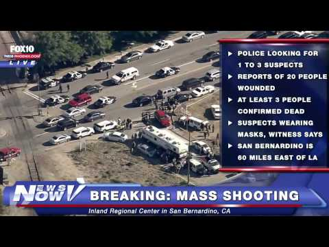 FNN: Extensive Coverage of Mass Shooting at Inland Regional
