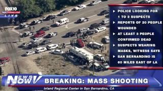 FNN: Extensive Coverage of Mass Shooting at Inland Regional Center in San Bernardino