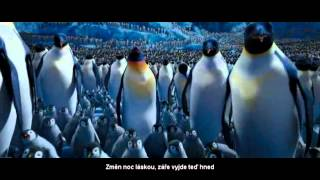 Happy Feet 2 - Bridge of light (czech with lyrics) - Most světla