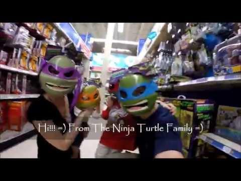 TMNT (Teenage Mutant Ninja Turtles) Galore || Toys R Us Toy Hunting Ep. 5