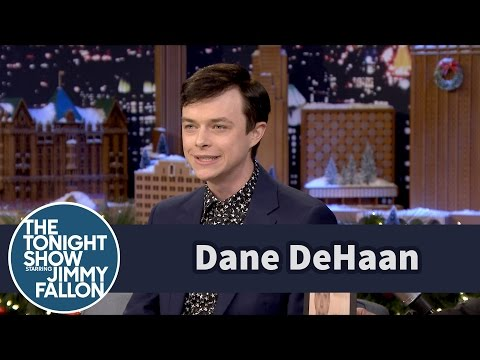 Dane DeHaan Has a Joke Driver's License Photo
