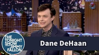 Dane DeHaan Has a Joke Driver