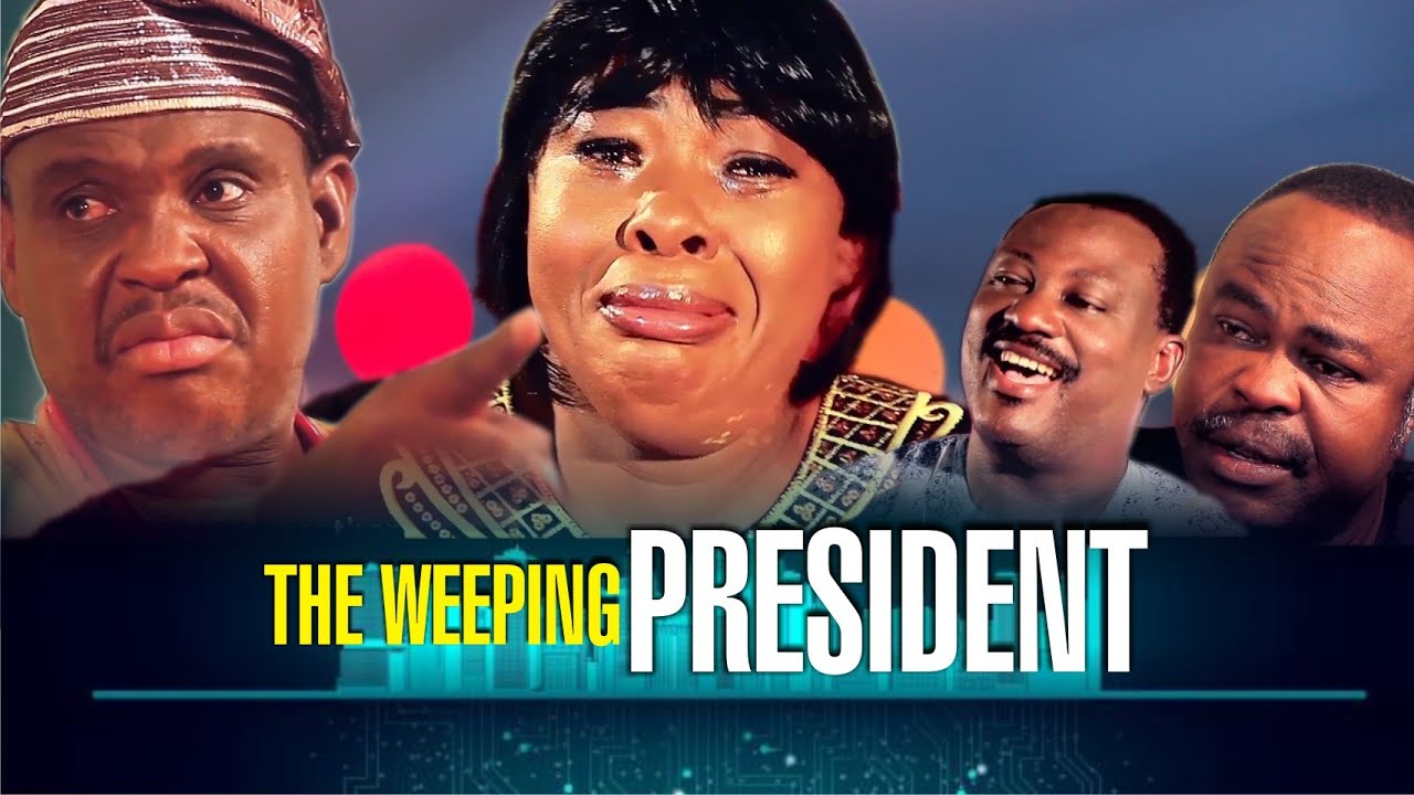 Download THE WEEPING PRESIDENT || LATEST CHRISTIAN MOVIES 2020 || BY DIVINE LIFE FILM PRODUCTIONS