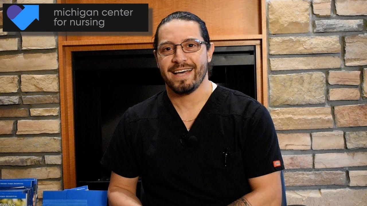 Why Nursing: Gerry Infante BSN, RN