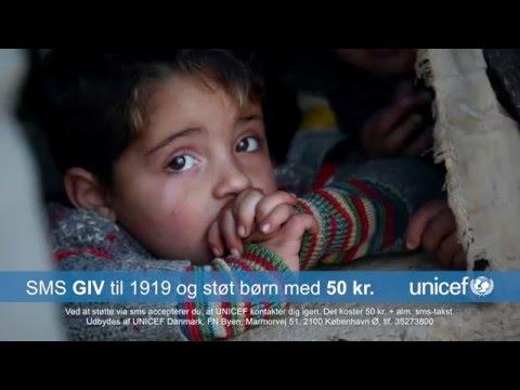 Børn på flugt, januar 2016 (Unicef Danmark)