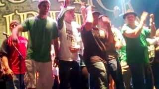 Dropkick Murphys - Boys On The Docks (Live Las Vegas 4/19/13)