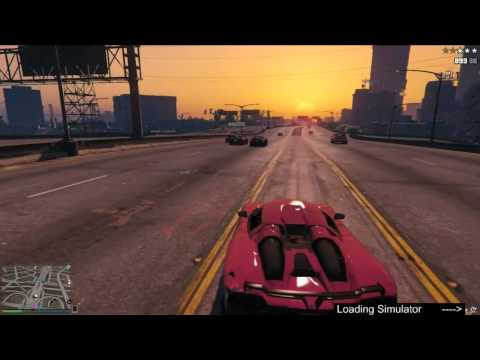 GTA ONLINE - Messing around with Vexxes