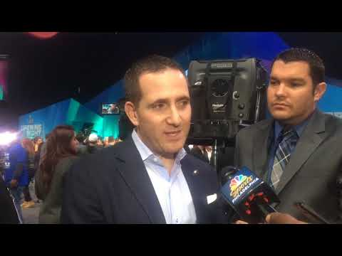 Philadelphia Eagles' Howie Roseman explains how the team surpassed expectations, made Super Bowl