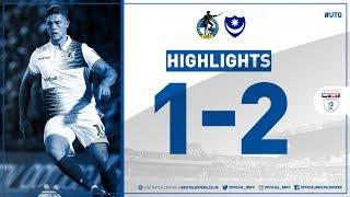Match Highlights: Bristol Rovers 1-2 Portsmouth