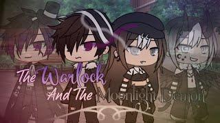 The warlock and the Moonlight demon// original? Gacha life Mini movie