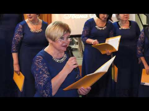 ТВ-Бердянск: Концерт вшанування пам'яті керівника хорової капели