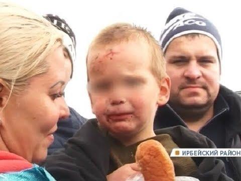 Четырехлетний мальчик почти сутки провел один в тайге: репортаж с места событий