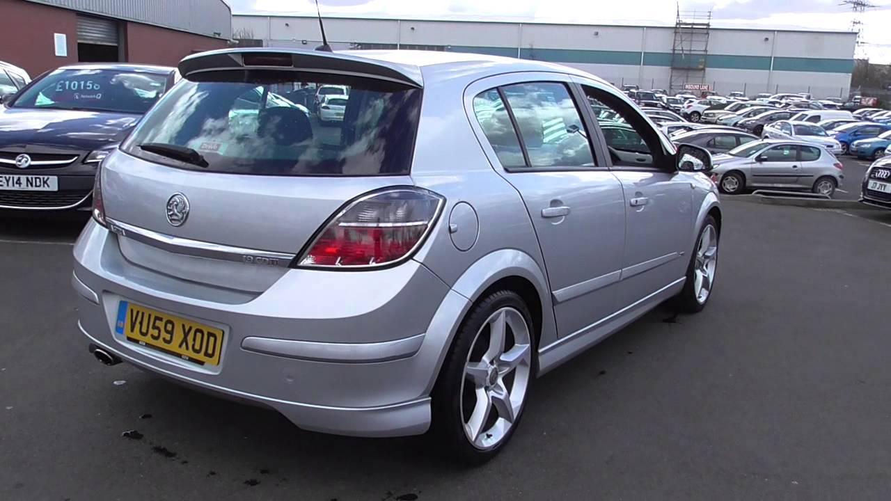 Vauxhall Astra 1 9 Cdti 16v Sri 150 5dr Exterior Pack U63363 Youtube