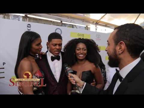 Denise Boutte, Pooch Hall, and Jillian Reeves talk about TV One's