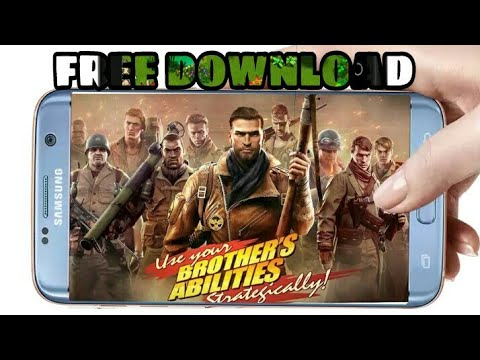 How To Download Brother In Arms 3 Android Game