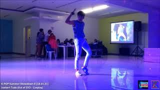 Joebert Tudo (Kai of EXO - Cosplay) on K-POP Summer Showdown 8
