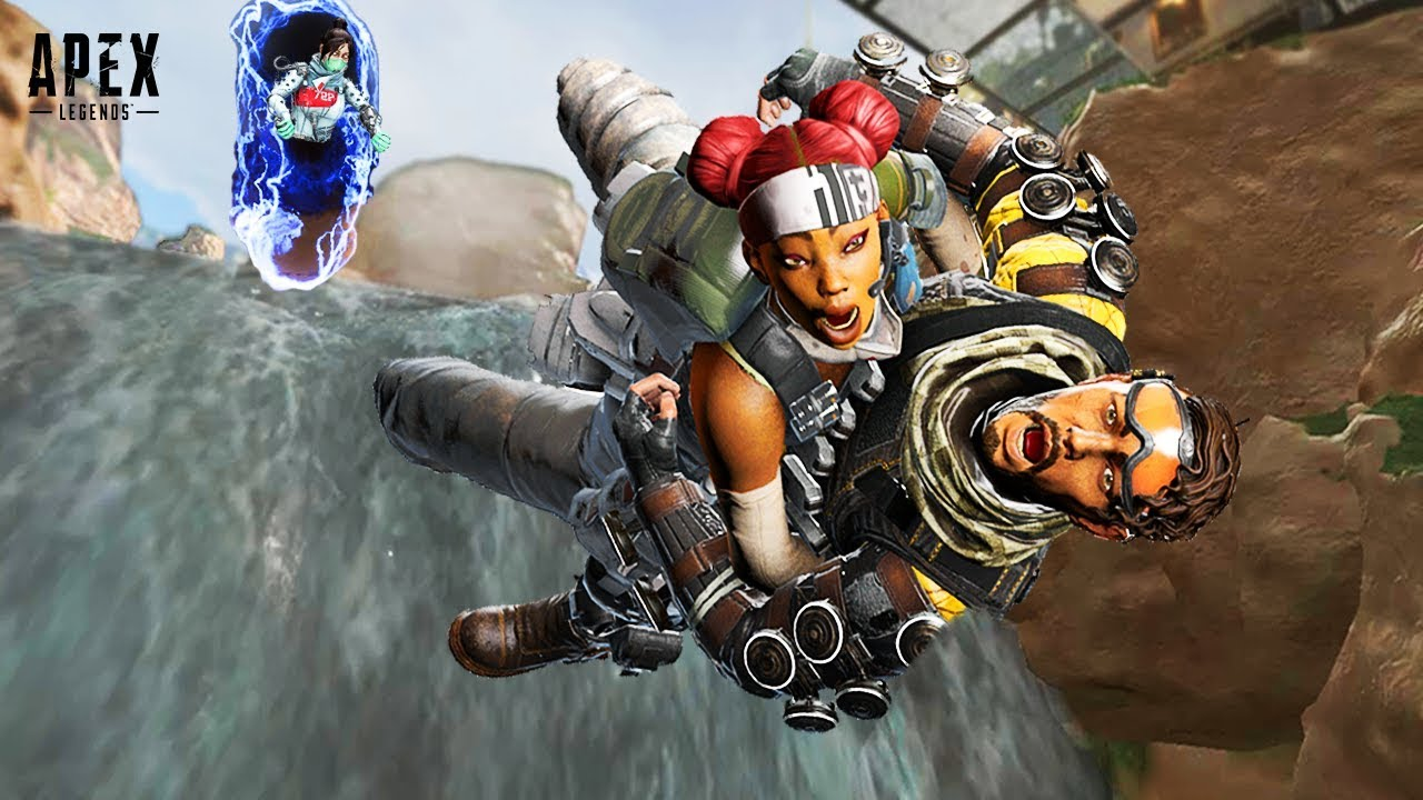 Apex Legends - Funny Moments & Best Highlights #106 - YouTube