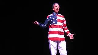 """Frank Olive offers version of """"I Am Flag"""" at Savannah Center show"""