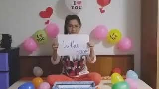 Birthday Surprise For My BoyFriend Video Reverse